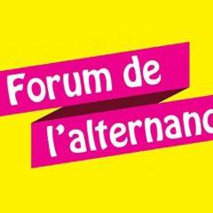 Forum de l'alternance à Limoges (Limousin)