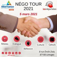 Concours négociation Limoges les négociales Groupe alternance formation